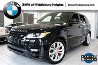 2015 Land Rover Range Rover Sport 5.0L V8 Supercharged Autobiography SUV
