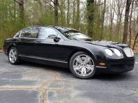 Pre-Owned 2008 Bentley Continental Flying Spur W12 Sedan in Atlanta GA