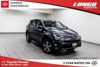 Certified Used 2018 Toyota RAV4 XLE FWD in El Monte