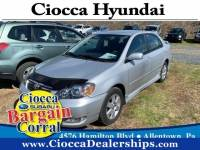 Used 2007 Toyota Corolla S For Sale in Allentown, PA