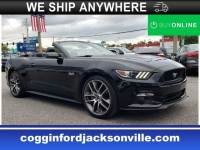 Certified 2015 Ford Mustang GT Premium Convertible Premium Unleaded V-8 302 in Jacksonville FL