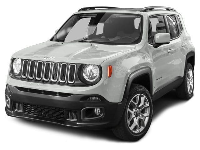 Photo Used 2015 Jeep Renegade Limited 4x4 for sale Hazelwood