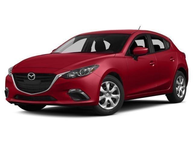 Photo Used 2015 Mazda Mazda3 i Grand Touring Hatchback