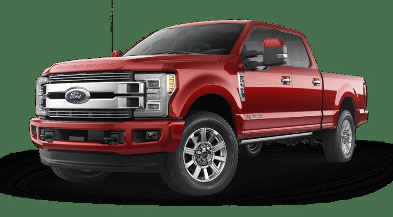 Photo 2019 Ford Superduty F-350 Limited Truck Crew Cab Power Stroke V8 Turbo Diesel engine