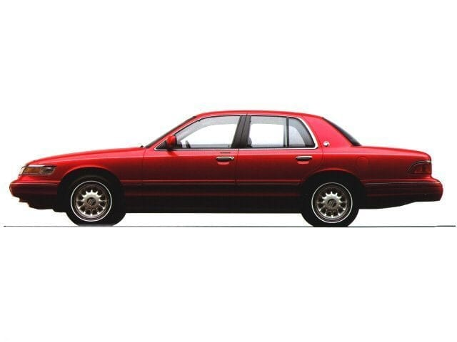 Photo 1996 Mercury Grand Marquis GS Sedan