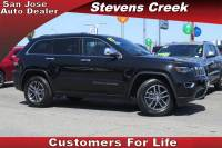2017 Jeep Grand Cherokee Limited Limited SUV