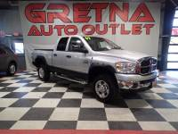 2007 Dodge Ram 2500 5.9 Turbo Diesel Engine