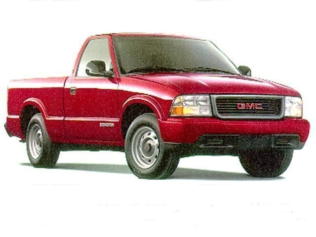 Photo Used 1998 GMC Sonoma Truck Regular Cab For Sale Meridian, MS