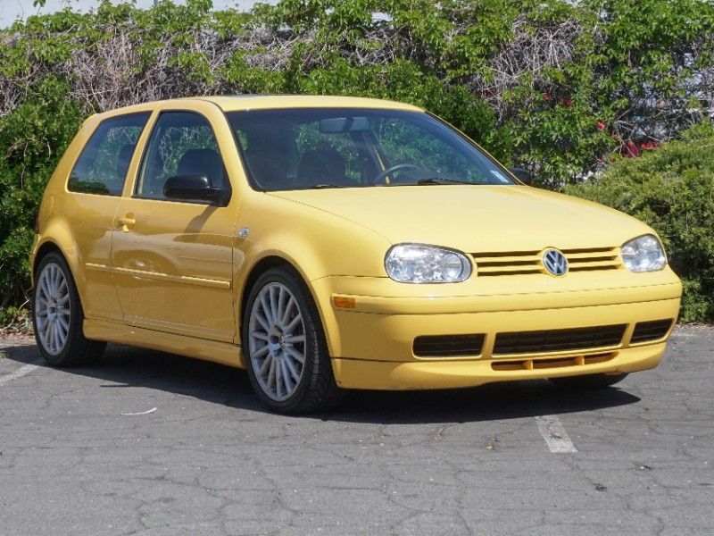 Photo 2003 Volkswagen GTI 20th Anniversary Edition