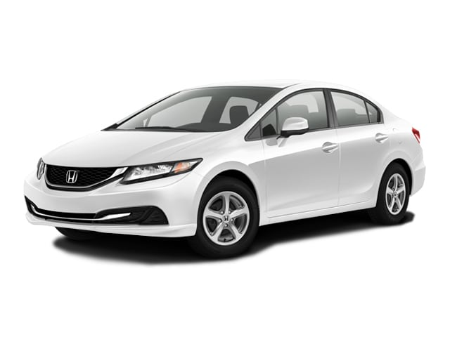 Photo Used 2015 Honda Civic Natural Gas for Sale in Ontario, CA