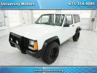 1989 Jeep Cherokee 2dr Wagon Base 4WD