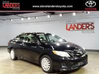 2012 Toyota Corolla LE Sedan Automatic
