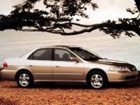 1999 Honda Accord Sdn EX Sedan