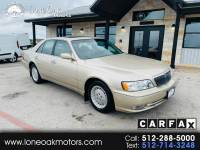 1999 Infiniti Q45 Luxury Performance Sdn