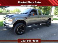 2009 Ford F-250 SD XLT S/C Long-Bed 4WD Powerstroke Diesel