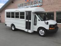 2011 Chevrolet Express Shuttle Bus