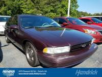 1995 Chevrolet Impala SS 4dr Sedan Sedan in Franklin, TN
