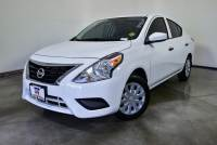 Pre-Owned 2017 Nissan Versa 1.6 S FWD 4D Sedan