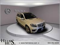 Pre-Owned 2015 Mercedes-Benz GL 550 AWD 4MATIC®
