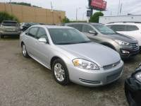 Used 2015 Chevrolet Impala Limited LT for Sale in Clearwater near Tampa, FL
