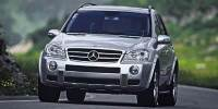 Pre-Owned 2007 Mercedes-Benz M-Class ML320 CDI SUV