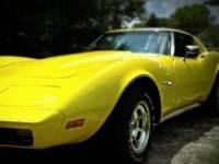 1975 CHEVROLET CORVETTE STINGRAY 350