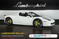 Used 2014 Ferrari 458 Italia For Sale Richardson,TX | Stock# L1182 VIN: ZFF68NHA1E0199128