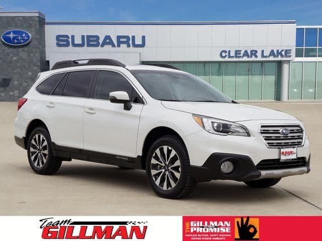 Photo 2017 Subaru Outback Limited Leather Seats Navigation System EYE Sight