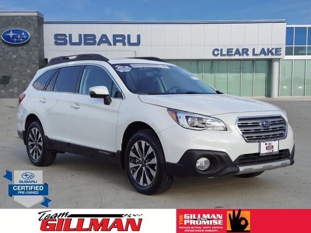 Photo 2017 Subaru Outback Limited Leather Sunroof Navigation Sunroof EYE Sig