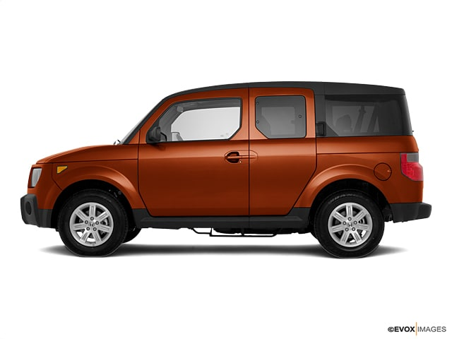 Photo Pre-Owned 2008 Honda Element EX SUV in St Augustine FL