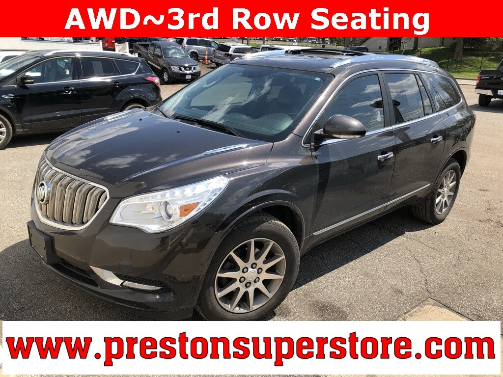 Photo Used 2014 Buick Enclave Leather Group SUV in Burton, OH