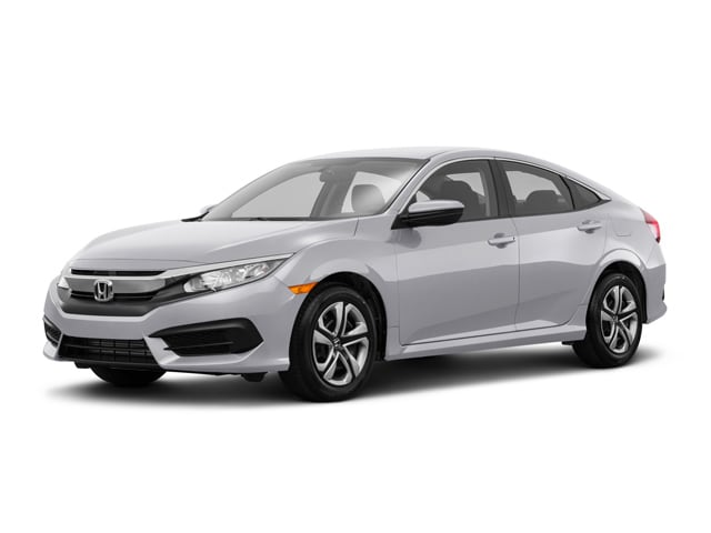 Photo 2018 Honda Civic LX Sedan FWD For Sale at Bay Area Used Car Dealer near SF