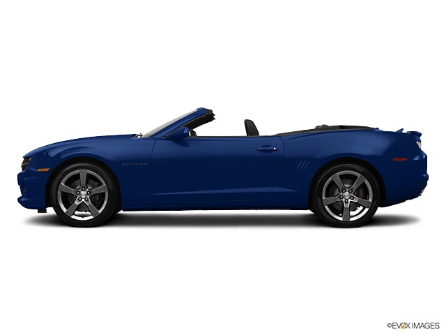 Photo Used 2012 Chevrolet Camaro SS SS Convertible w2SS in Chandler, Serving the Phoenix Metro Area