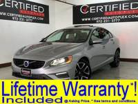 2018 Volvo S60 T5 DYNAMIC SUNROOF REAR CAMERA REAR PARKING AID LEATHER HEATED SEATS MEMORY