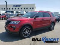 Certified Used 2019 Ford Explorer Sport Sport Utility 6 4WD in Tulsa