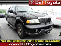 Used 1998 Lincoln Navigator 4DR WGN 4WD For Sale in Thorndale, PA | Near West Chester, Malvern, Coatesville, & Downingtown, PA | VIN: 5LMPU28L0WLJ56441