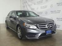 Certified Pre-Owned 2016 Mercedes-Benz E 400 4MATIC®