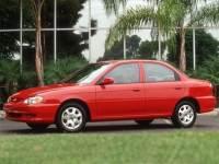 Used 2001 Kia Sephia For Sale Chicago, IL