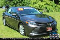 Certified Pre-Owned 2018 Toyota Camry LE FWD 4dr Car