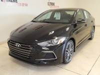 2018 Hyundai Elantra Sport 1.6T Manual Sedan Front-wheel Drive For Sale | Jackson, MI