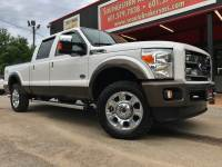 2015 Ford F-250 SD KING RANCH CREW CAB SHORT BED 4WD