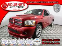 2006 Dodge Ram 1500 Quad Cab SRT-10 w/ Leather,Sunroof, And Heated Front Seats.
