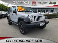 Used 2011 Jeep Wrangler Unlimited Sport for Sale in Cerritos