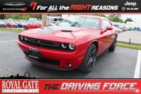 PRE-OWNED 2016 DODGE CHALLENGER R/T WITH NAVIGATION