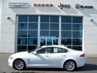 2015 Jaguar XF I4 T Premium Sedan