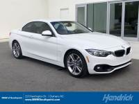 2019 BMW 4 Series 440i Convertible in Franklin, TN