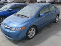 Used 2007 Honda Civic Sedan EX