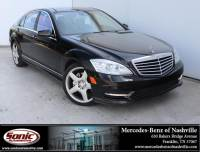 2013 Mercedes-Benz S-Class S 550 4dr Sdn RWD in Franklin