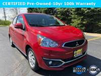 Used 2017 Mitsubishi Mirage For Sale in Downers Near Chicago | Stock # D11386A