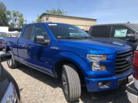 2017 Ford F-150 XL STX Extended Cab Short Bed EcoBoost